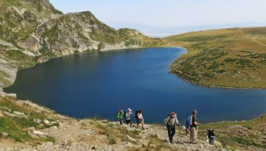 Hike to the Seven Rila Lakes