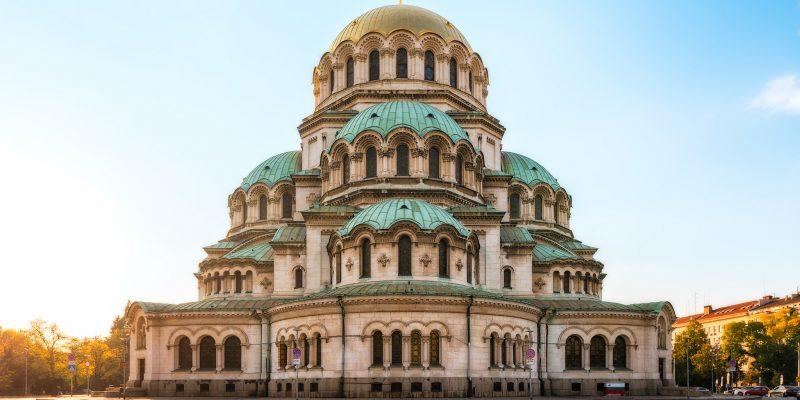 Catedral de Alejandro Nevski de Sofía
