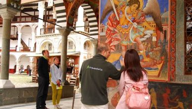 Rila Monastery tour guide