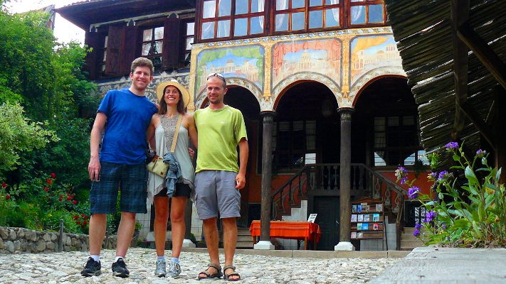 Walking tour in Koprivshtitsa