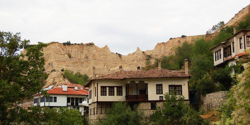Melnik tour