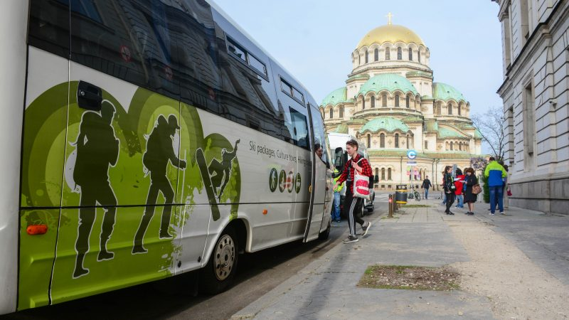 How to get to Plovdiv from Sofia