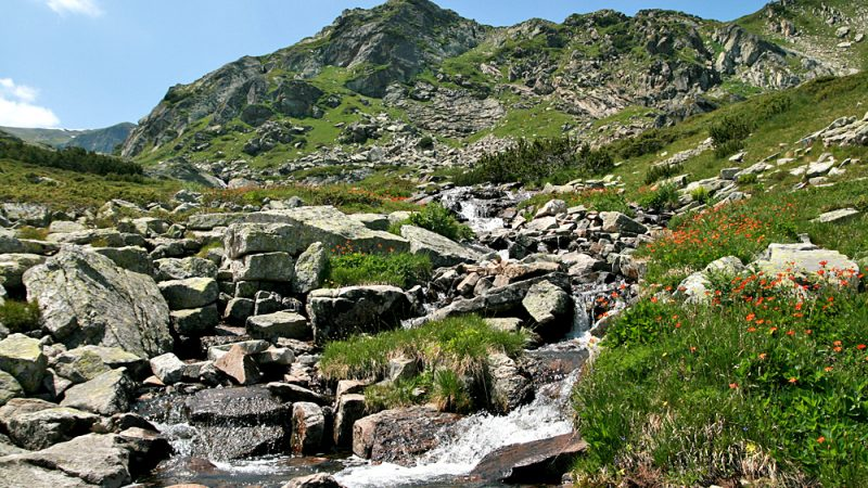 Rila Mountains Bulgaria