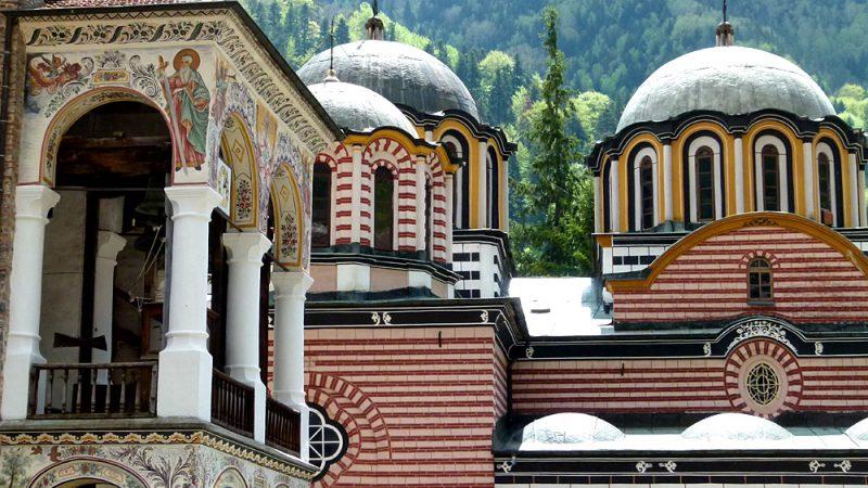 Rila Monastery UNESCO