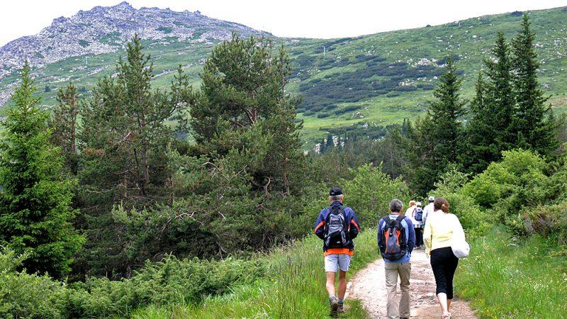 Hiking near Sofia