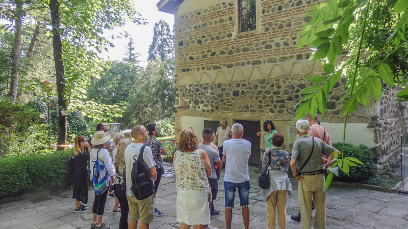 Tour Boyana Church from Sofia