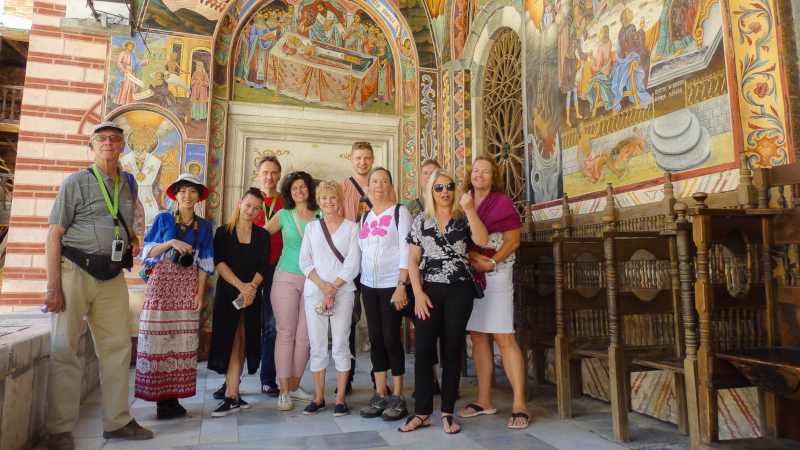 Daily Guided Tour to Rial Monastery