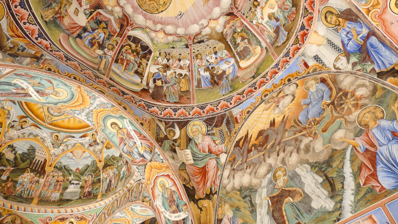 Shared trip to Rila Monastery