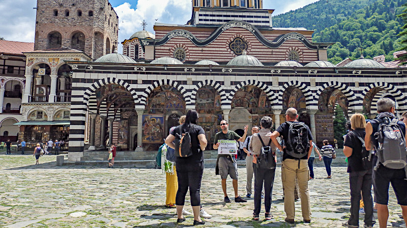Guided Trip to Rila Monastery from Sofia