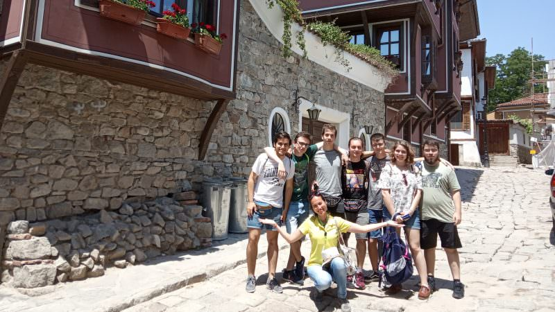 plovdiv day trip guide old city