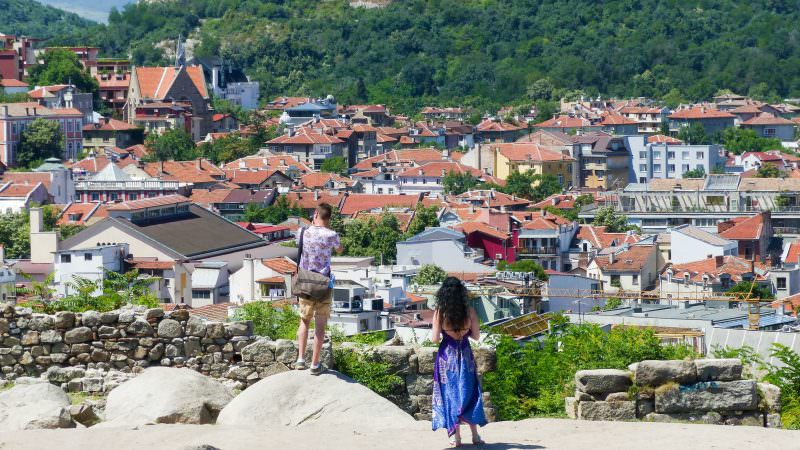 plovdiv tour view