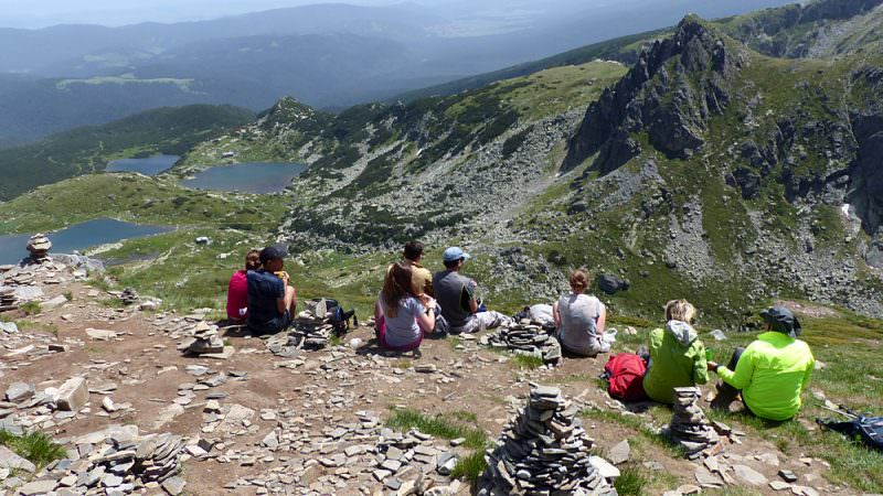 rila lakes group tour