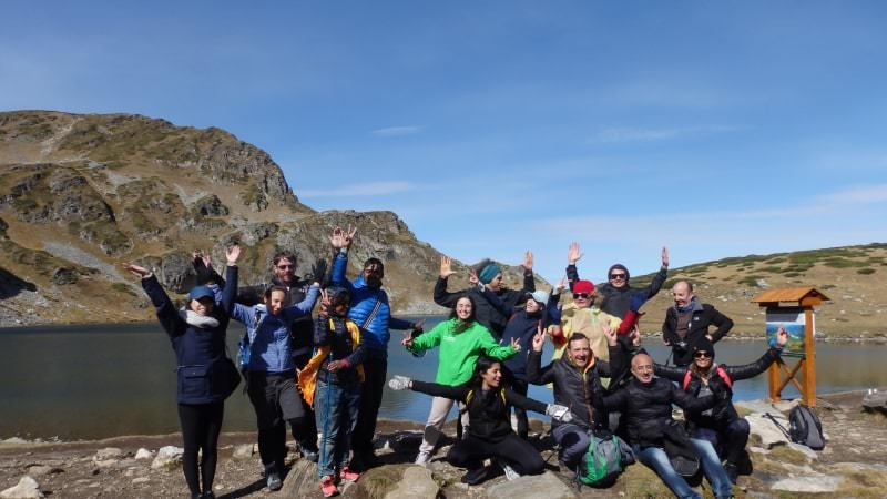 rila lakes guided day tour