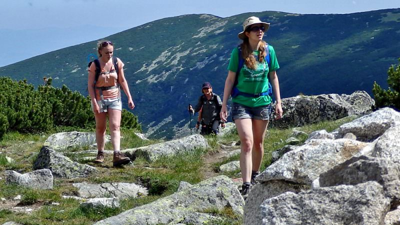 rila mountains hiking