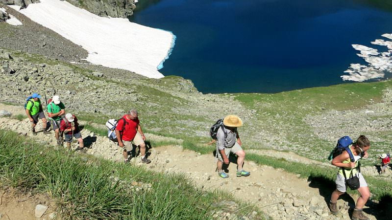 seven rila lakes group tour