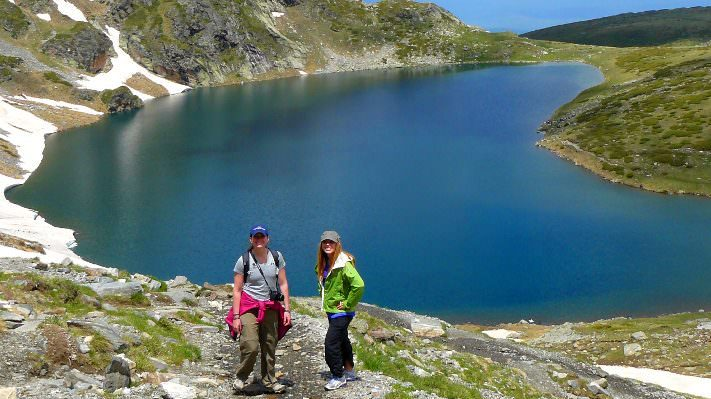 seven rila lakes hiking