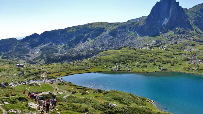 seven rila lakes tour