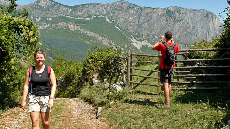 vratska hiking day trip